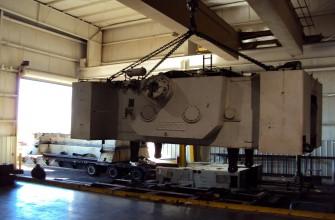 Machinery Moving Michigan
